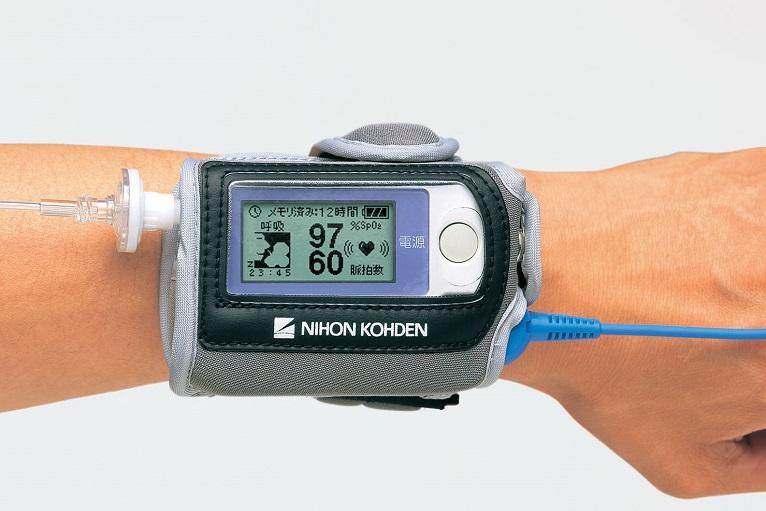 携帯用睡眠時無呼吸検査装置